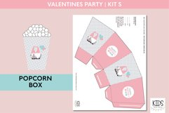 Valentine's Day party decorations. | Gnomes printable party Product Image 4