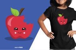 Apple Cool T-Shirt Design | Sublimation T-Shirt Product Image 3