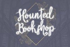Hounted Bookshop Font Product Image 1