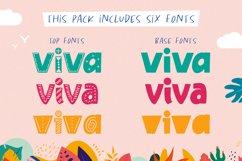 Viva La Fiesta Font Trio Product Image 3