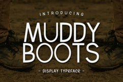 Muddy Boots Product Image 1