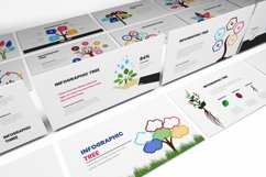 Tree Infographic Powerpoint Template Product Image 1