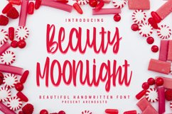 Beauty Moonlight - Cute Font Product Image 1