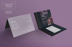 Beauty Salon Business Card Design Templates Kit Product Image 3
