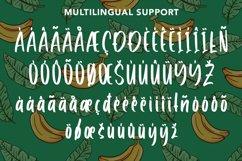 Little Monkey - Cute Font Product Image 6
