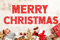 Christmas Stars Font Product Image 1