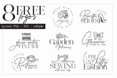 Divine Light Font Duo and extras Product Image 2