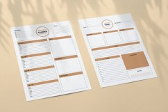 Blog Post Planner Printable. , Jpg & Psd File Product Image 3