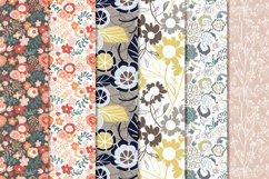 Floral Pattern Bundle - Vectors Product Image 2