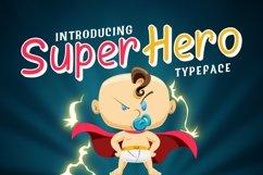Web Font Super Hero Product Image 1