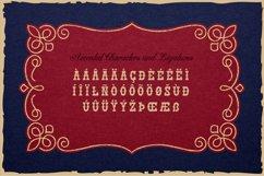 Eldorado Western Serif Font Product Image 5