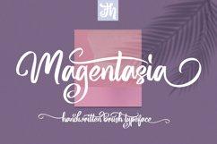 Magentasia - Handwritten Font Product Image 1