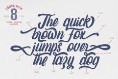 Amaranthine Script Font Product Image 2