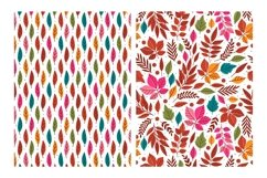 7 Autumn patterns Product Image 5