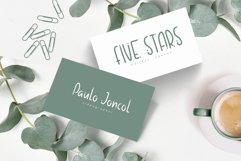 Drop Swing Hand Drawn Font Product Image 6
