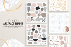 Marble Abstract shapes collection #4 Product Image 6