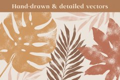 Hand-Drawn Botanical Silhouette Illustrations Product Image 6