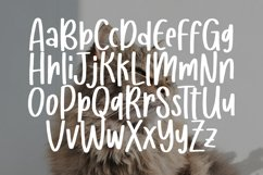 Melanie - A Handlettering Font Product Image 6