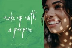 Web Font Madelin - Handwritten Font Product Image 2