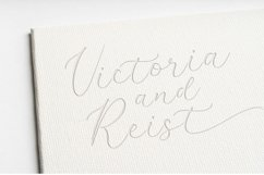 Xandria Beautiful Modern Calligraphy Font Product Image 4
