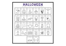 Creep It Real - A Spooky Halloween Doodles Font Product Image 4