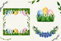 Watercolor set for Easter Product Image 8