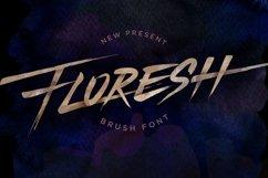 Floresh Typeface Product Image 1