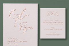 Bedley // Handwritten Font Product Image 3