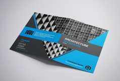 Architecture Bifold Brochure Product Image 5