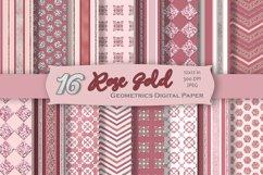 Bundle of Elegant Digital Paper Pack Product Image 2