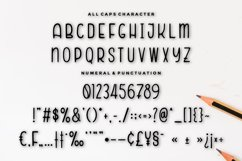 Hello Pencile - Handdrawn Font Product Image 2
