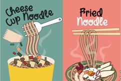 Warm Noodles Product Image 3