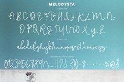 Melodysta Script Product Image 5