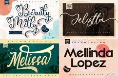 Best Seller - Mega Bundle 100 Fonts Product Image 23