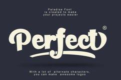 Paladise Font & Extras Product Image 4