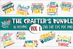 Crafter's SVG Bundle - SVG Bundle Product Image 1