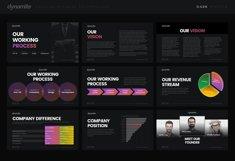 Dynamite - Creative Company Keynote Presentation Template Product Image 3