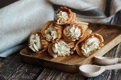 Russian waffles with cream cheese Product Image 4