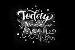 Realistic Chalk Drawings & Lettering Product Image 4