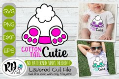 Cool Kids Easter Bundle - A Set of Layered Cricut SVGs Product Image 3