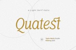 Quatest Italic Product Image 1