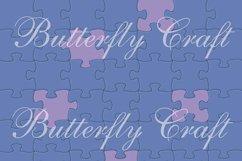 Puzzle digital paper, 20 colors puzzle, Puzzle pieces patter Product Image 4