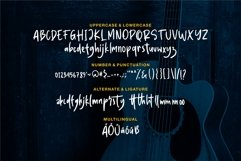 Ambrote - A Handwritten Brush Font Product Image 5