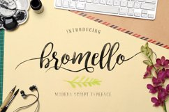 bromello typeface Product Image 3