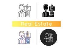 Realtor icon Product Image 1