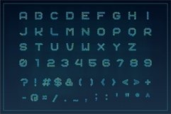 Circuitra - Color Font Product Image 2