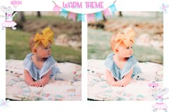 Newborn Photoshop Actions And ACR Presets, baby skin Ps Product Image 4