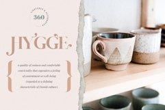 Vicky Christina - Chic & Stylish Ligature Serif Font Product Image 2