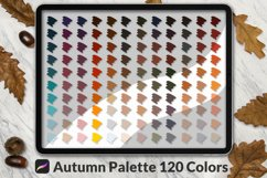 Procreate Autumn Palette   4 Palettes   120 Colors Product Image 1