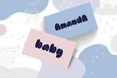 Sweet Sky Rotund Font Product Image 5